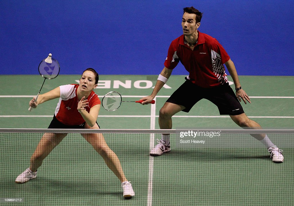 Yonex All England Badminton Open Championship 2011 - Round One