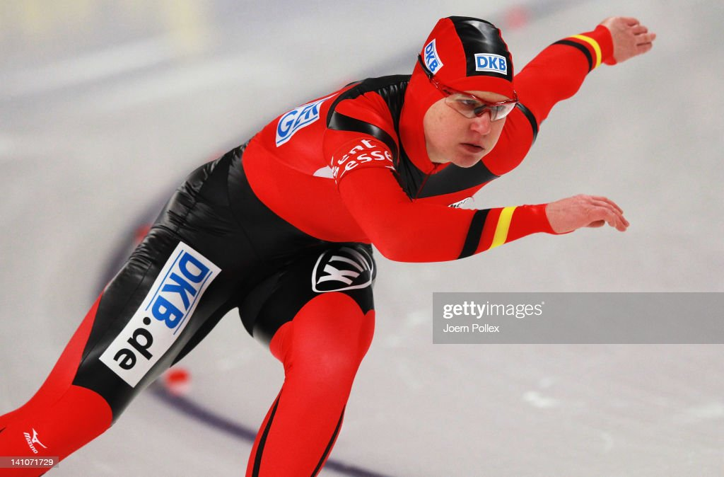 Essent ISU World Cup Final Speed Skating - Day Two
