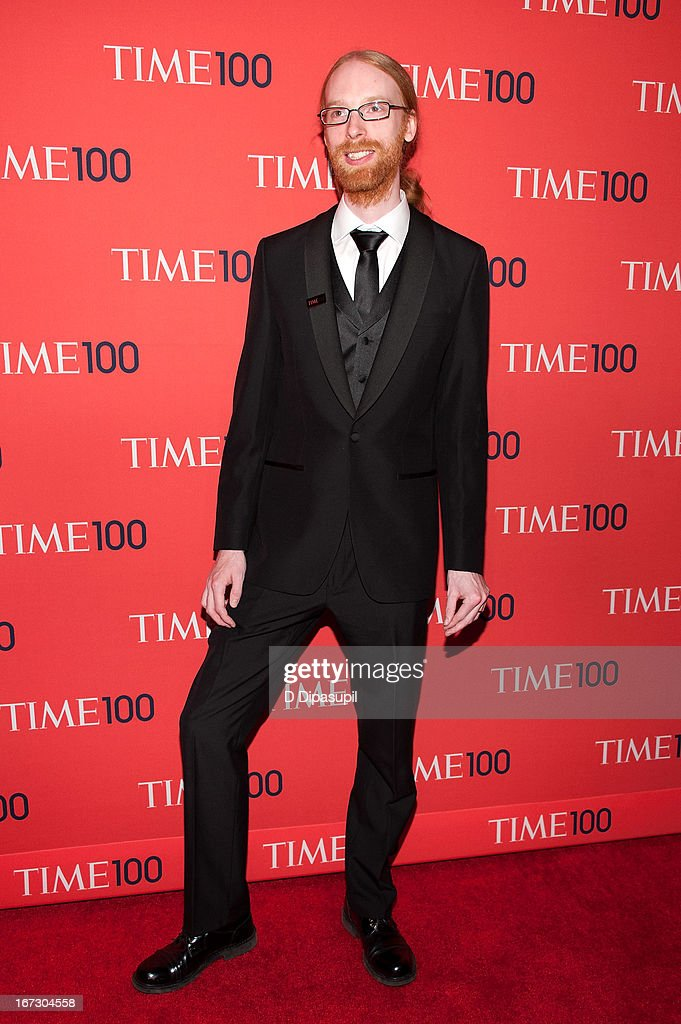 Jens Bergensten attends the 2013 Time 100 Gala at Frederick P. Rose Hall, Jazz at Lincoln Center on April 23, 2013 in New York City.