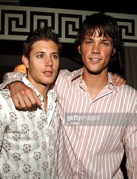 Jensen Ackles and Jared Padelecki of 'Supernatural'