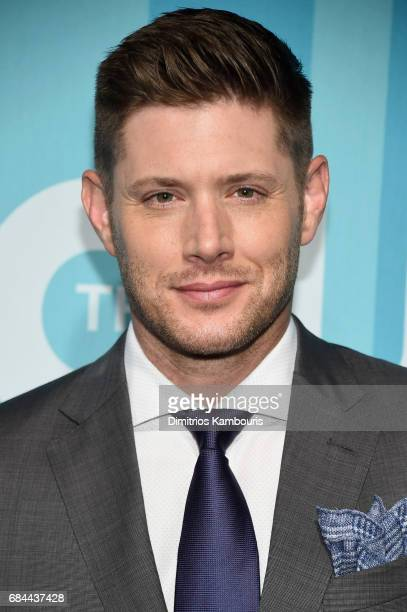 Jensen Ackles attends the 2017 CW Upfront on May 18 2017 in New York City