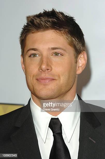 Jensen Ackles during 11th Annual Critics' Choice Awards Arrivals at Santa Monica Civic Auditorium in Santa Monica California United States