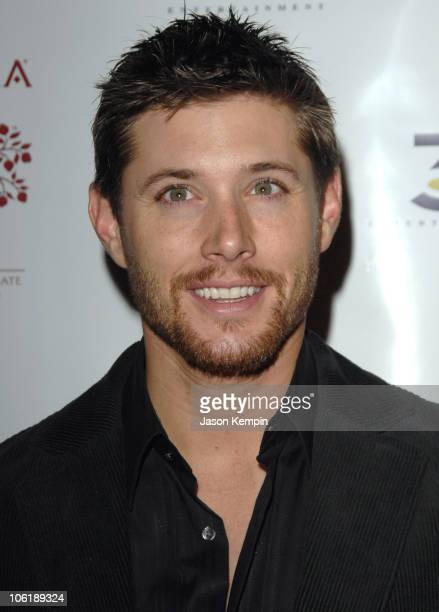 Jensen Ackles during And 3 Arts Entertainment New York TV Upfronts AfterParty May 15 2007 at The Grand in New York City New York United States