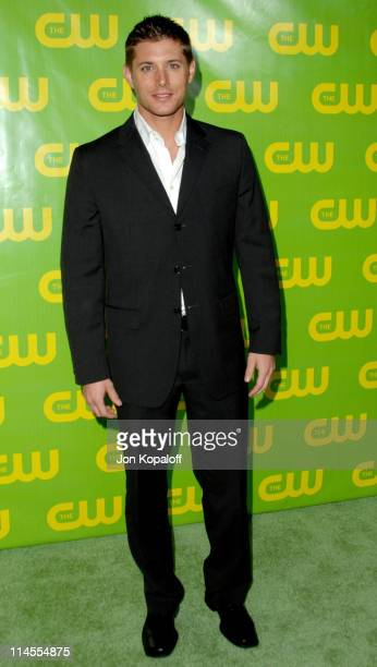 Jensen Ackles during The CW Winter TCA All Star Party Arrivals at Ritz Carlton in Pasadena California United States