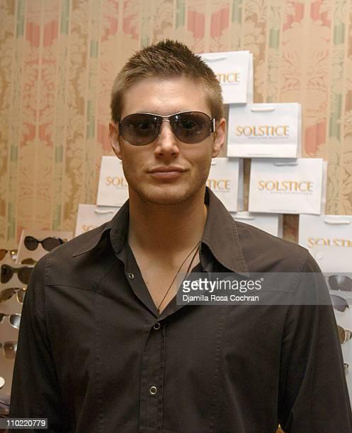 Jensen Ackles wearing Yves Saint Laurent 6049S Sunglasses