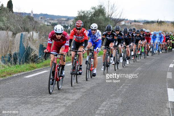 Jenthe Biermans of Team Katusha Alpecin during the stage 1 of the Etoile of Besseges on February 1 2017 in Beaucaire France