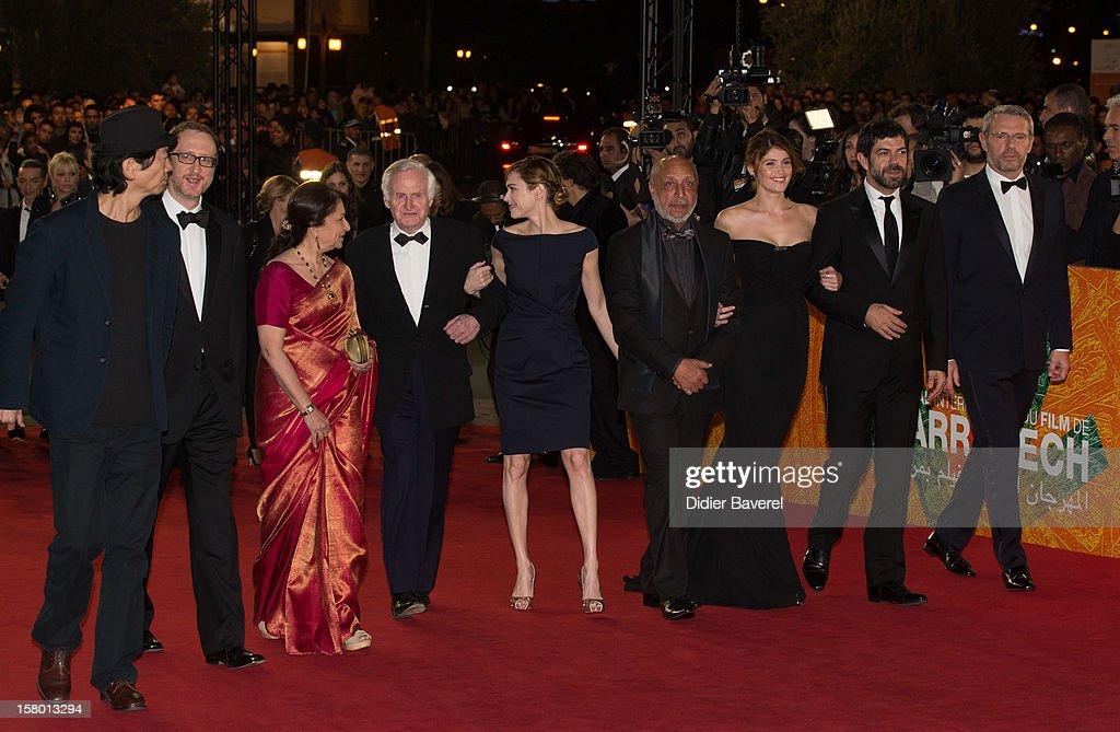 Marrakech International Film Festival - Award Winners Photocall
