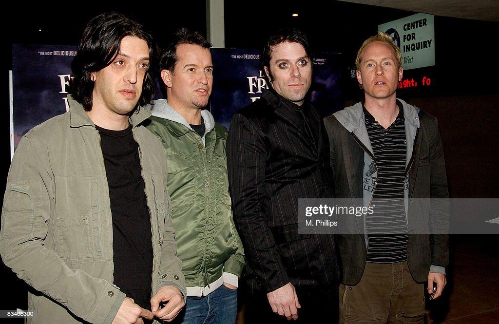 Josh Freese Nine Inch Nails