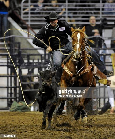 The Final Day Of The 2012 National Western Stock Show