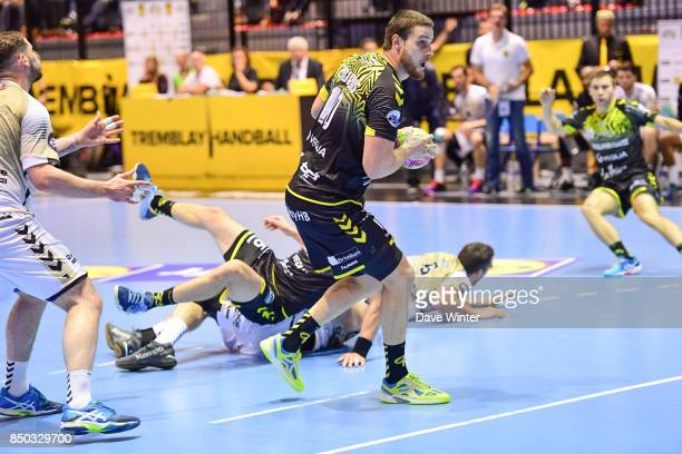 Jeremie Courtois of Tremblay during Lidl StarLigue match between Tremblay and Dunkerque on September 20 2017 in Tremblay France