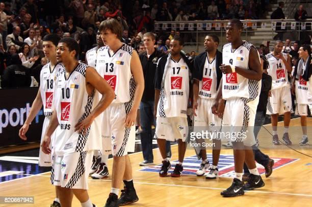 Jeremie DOUILLET Orleans / Strasbourg 11e journee de ProA Palais des Sports d'Orleans