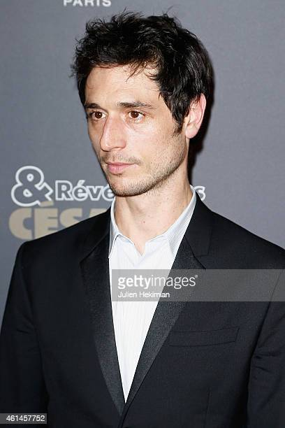 Jeremie Elkaim attends 'Cesar Revelations 2015' Photocall And Cocktail Dinner at Hotel Meurice on January 12 2015 in Paris France