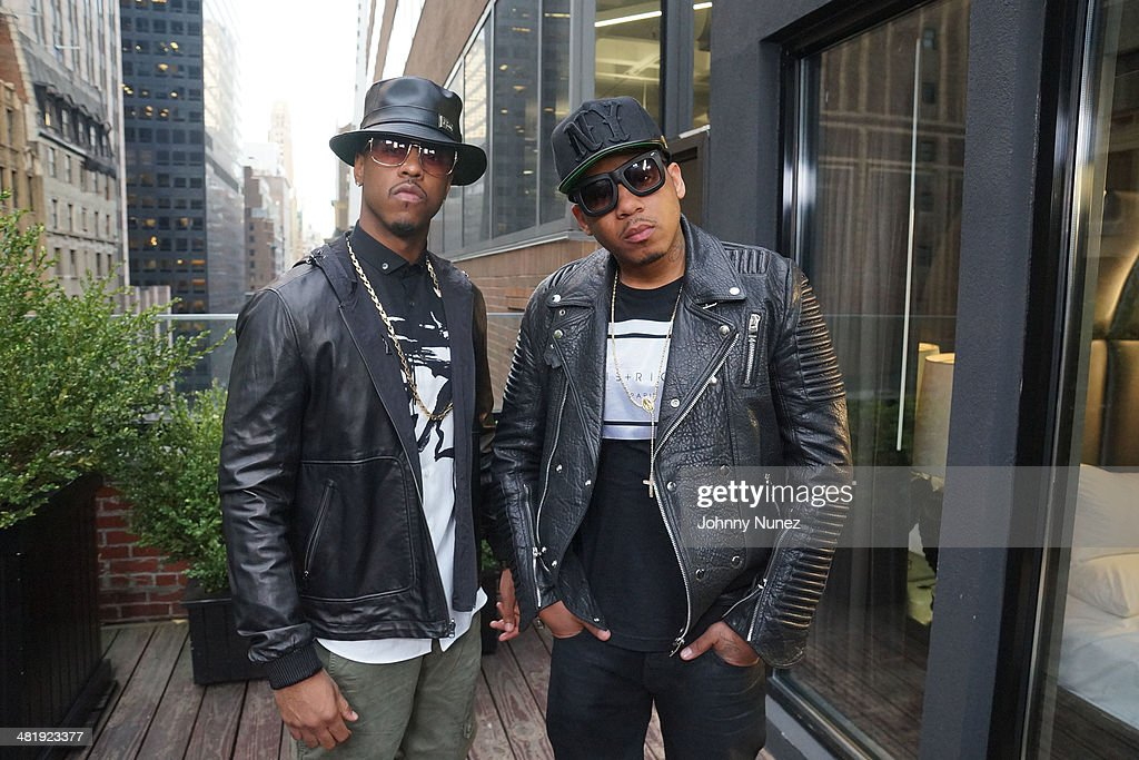 <a gi-track='captionPersonalityLinkClicked' href=/galleries/search?phrase=Jeremih&family=editorial&specificpeople=5773399 ng-click='$event.stopPropagation()'>Jeremih</a> and Vado attend Vado's 'My Bae' video shoot featuring <a gi-track='captionPersonalityLinkClicked' href=/galleries/search?phrase=Jeremih&family=editorial&specificpeople=5773399 ng-click='$event.stopPropagation()'>Jeremih</a> at The Griffin on April 1, 2014 in New York City.