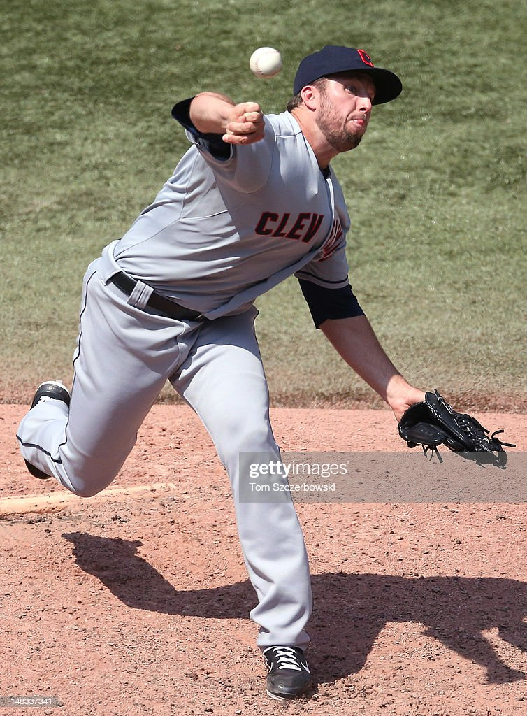 <a gi-track='captionPersonalityLinkClicked' href=/galleries/search?phrase=Jeremy+Accardo&family=editorial&specificpeople=534591 ng-click='$event.stopPropagation()'>Jeremy Accardo</a> #57 of the Cleveland Indians delivers a pitch during MLB game action against the Toronto Blue Jays on July 14, 2012 at Rogers Centre in Toronto, Ontario, Canada.