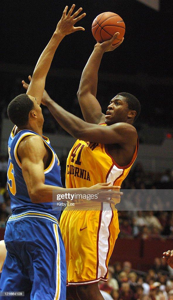 NCAA Men's Basketball - USC vs UCLA - February 19, 2006