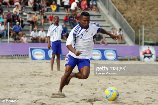 Jeremy BASQUAISE Tournoi de Beach Soccer Tampon Festisable Le Tampon La Reunion