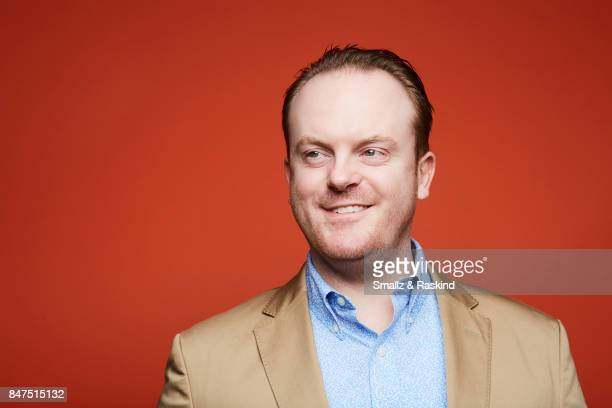 Jeremy Bobb of Discovery Communications 'Discovery Channel Manhunt Unabomber' poses for a portrait during the 2017 Summer Television Critics...