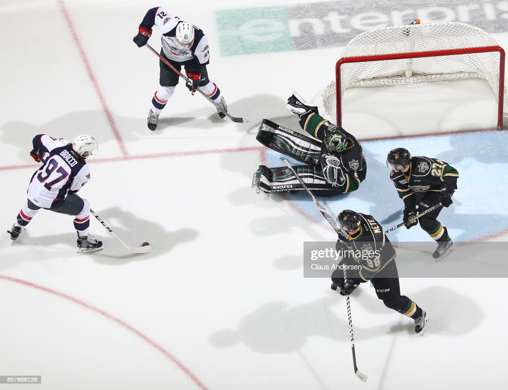 Windsor Spitfires v London Knights - Game One