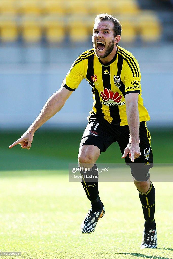 A-League Rd 15 - Wellington v Brisbane