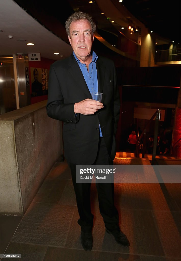 <a gi-track='captionPersonalityLinkClicked' href=/galleries/search?phrase=Jeremy+Clarkson&family=editorial&specificpeople=217586 ng-click='$event.stopPropagation()'>Jeremy Clarkson</a> attends The Roundhouse Gala held at the Roundhouse on March 19, 2015 in London, England.