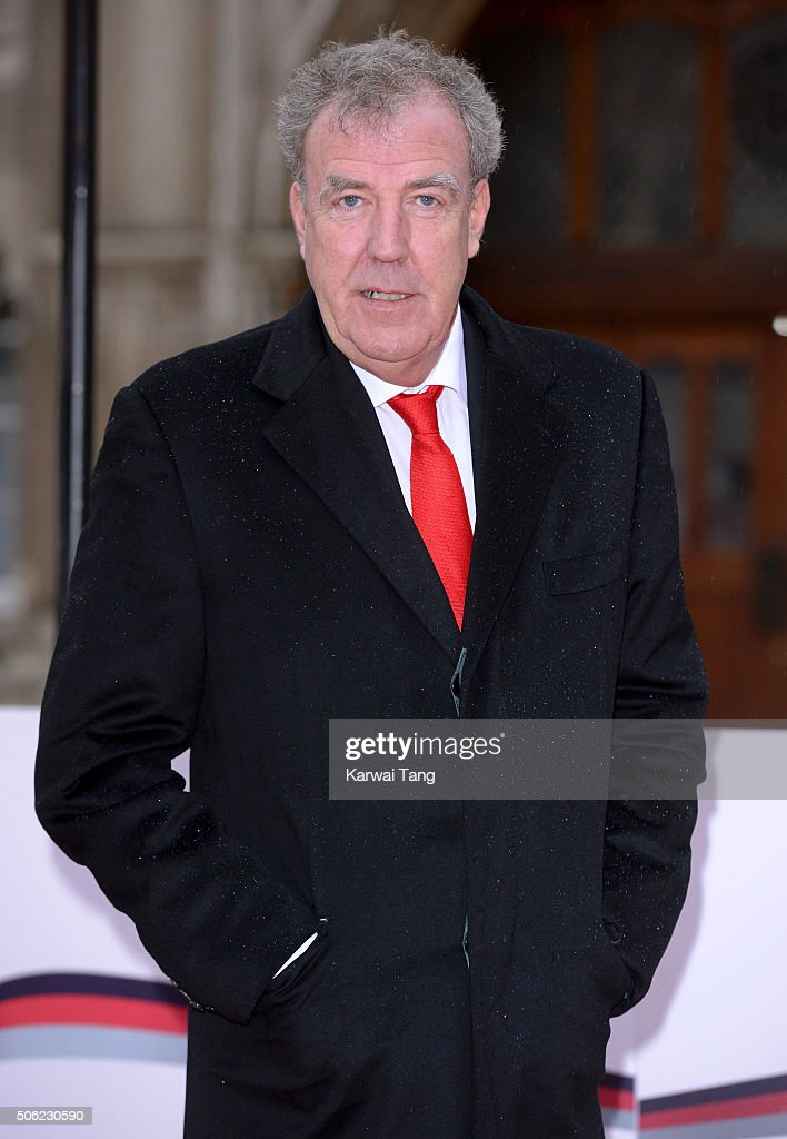 Jeremy Clarkson attends the Sun Military Awards at The Guildhall on January 22, 2016 in London, England.