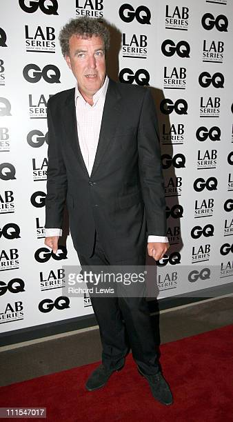 Jeremy Clarkson during GQ Men of the Year Awards Inside Arrivals at Royal Opera House in London Great Britain