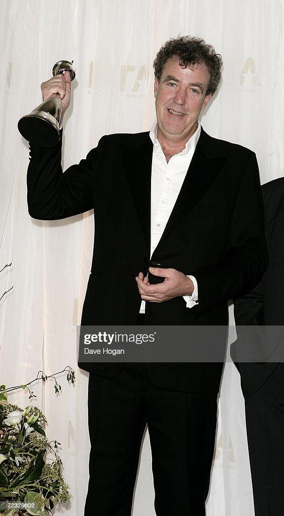National Television Awards 2006 -Awards Room