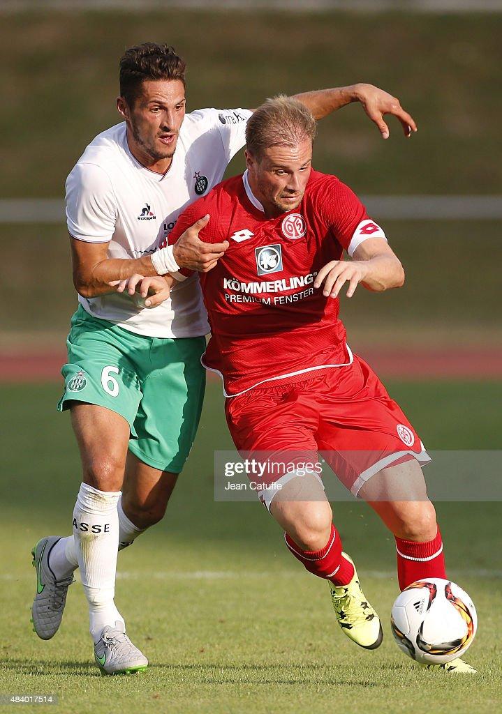 AS Saint-Etienne v FSV Mainz 05 - Friendly