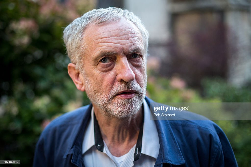 Jeremy Corbyn Holds Rally In Cambridge