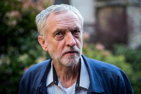 Jeremy Corbyn Holds Rally In Cambridge : News Photo