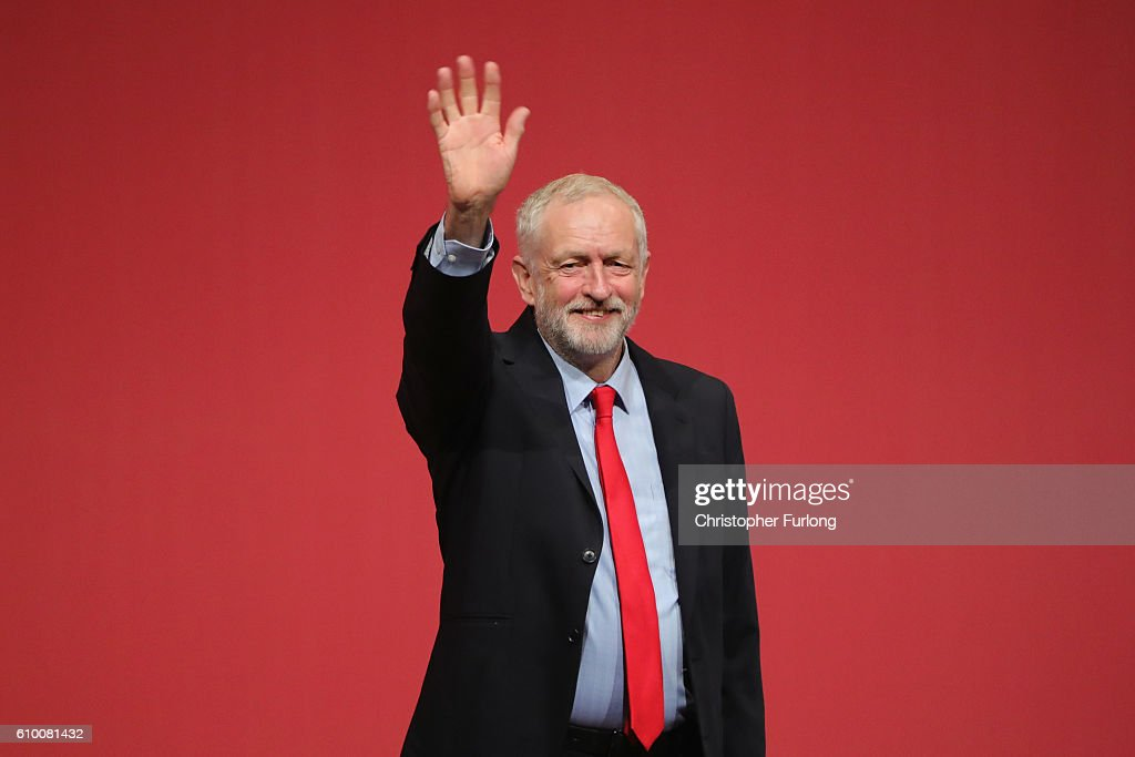 Jeremy Corbyn Is Announced As Labour Leader