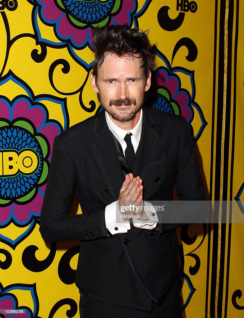 Jeremy Davies arrives at HBO's Official After Party at The Plaza at the Pacific Design Center on September 23, 2012 in Los Angeles, California.