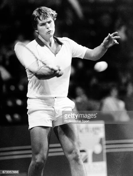Jeremy Dier of Great Britain in action circa October 1986