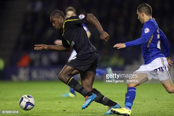 Jeremy Helan Sheffield Wednesday and Anthony Knockaert Leicester City