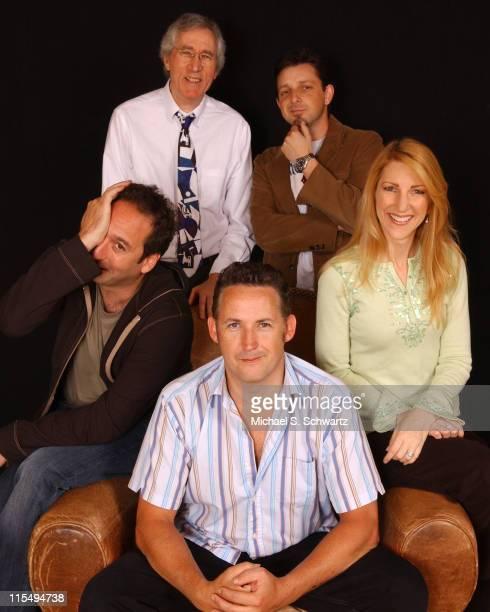 Jeremy Hotz Jim Brogan Harland Williams James P Connolly and Maryellen Hooper