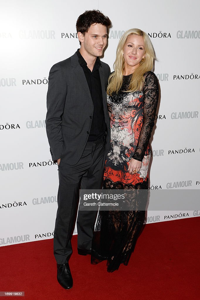 <a gi-track='captionPersonalityLinkClicked' href=/galleries/search?phrase=Jeremy+Irvine&family=editorial&specificpeople=7595423 ng-click='$event.stopPropagation()'>Jeremy Irvine</a> and <a gi-track='captionPersonalityLinkClicked' href=/galleries/search?phrase=Ellie+Goulding&family=editorial&specificpeople=6389309 ng-click='$event.stopPropagation()'>Ellie Goulding</a> attend Glamour Women of the Year Awards 2013 at Berkeley Square Gardens on June 4, 2013 in London, England.