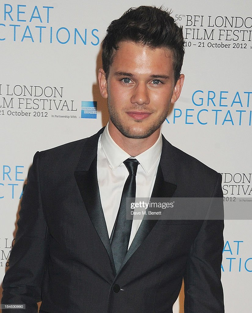 <a gi-track='captionPersonalityLinkClicked' href=/galleries/search?phrase=Jeremy+Irvine&family=editorial&specificpeople=7595423 ng-click='$event.stopPropagation()'>Jeremy Irvine</a> attends an after party following the Gala Premiere of 'Great Expectations' which closes the 56th BFI London Film Festival at Battersea Power station on October 21, 2012 in London, England.