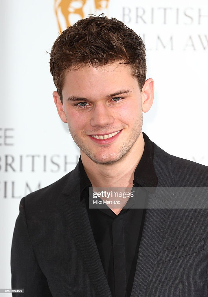 <a gi-track='captionPersonalityLinkClicked' href=/galleries/search?phrase=Jeremy+Irvine&family=editorial&specificpeople=7595423 ng-click='$event.stopPropagation()'>Jeremy Irvine</a> attends as the nominations for the EE British Academy Film Awards are announced on January 9, 2013 in London, England.