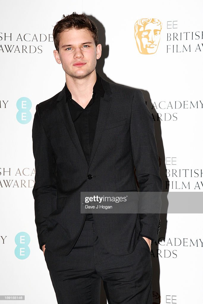 Jeremy Irvine attends The EE British Academy Film Awards nominations announcement at at BAFTA on January 9, 2013 in London, England.