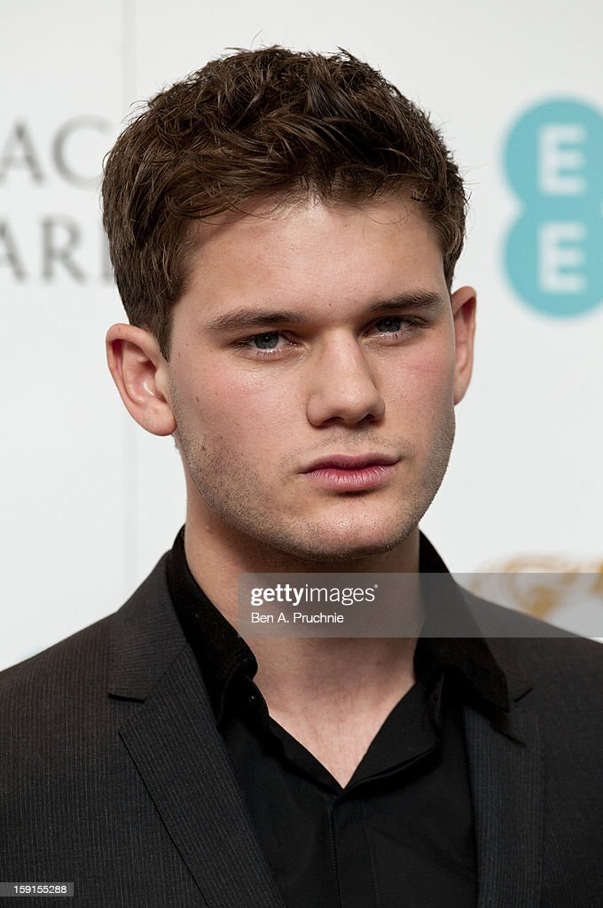 Jeremy Irvine attends The EE British Academy Film Awards nominations announcement at BAFTA on January 9, 2013 in London, England