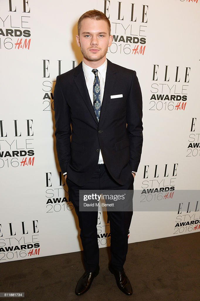 <a gi-track='captionPersonalityLinkClicked' href=/galleries/search?phrase=Jeremy+Irvine&family=editorial&specificpeople=7595423 ng-click='$event.stopPropagation()'>Jeremy Irvine</a> attends The Elle Style Awards 2016 on February 23, 2016 in London, England.