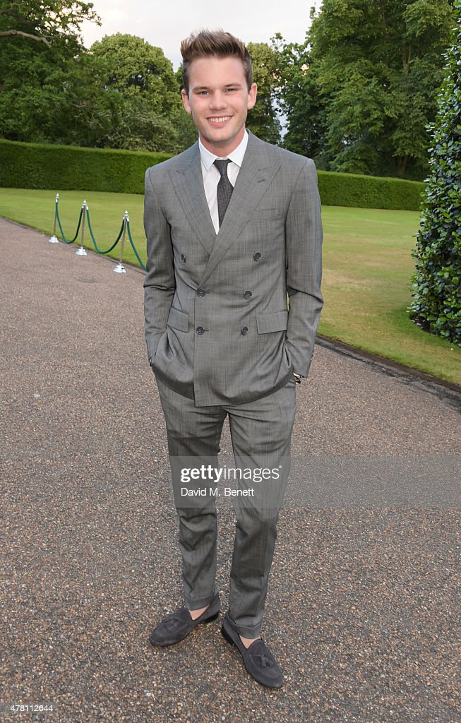 <a gi-track='captionPersonalityLinkClicked' href=/galleries/search?phrase=Jeremy+Irvine&family=editorial&specificpeople=7595423 ng-click='$event.stopPropagation()'>Jeremy Irvine</a> attends The Ralph Lauren & Vogue Wimbledon Summer Cocktail Party hosted by Alexandra Shulman and Boris Becker at The Orangery at Kensington Palace on June 22, 2015 in London, England.