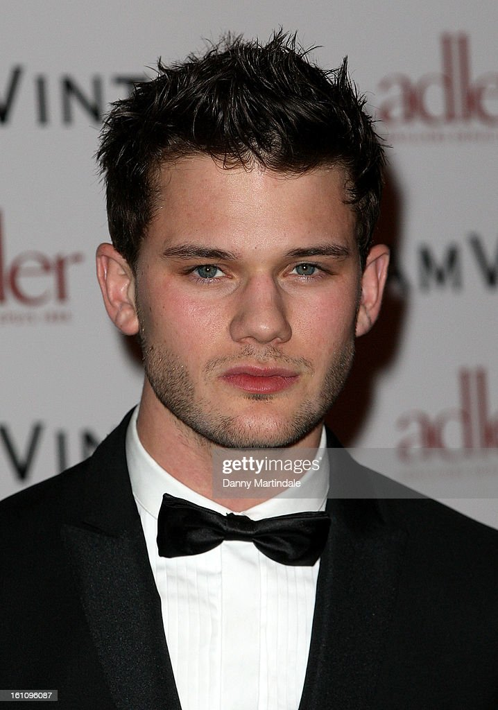 <a gi-track='captionPersonalityLinkClicked' href=/galleries/search?phrase=Jeremy+Irvine&family=editorial&specificpeople=7595423 ng-click='$event.stopPropagation()'>Jeremy Irvine</a> attends the WilliamVintage Dinner Sponsored By Adler at St Pancras Renaissance Hotel on February 8, 2013 in London, England.