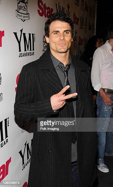 Jeremy Jackson arrives to the Star Magazine Celebration of the Young Hollywood Issue at Apple Lounge in West Hollywood CA on March 11 2009