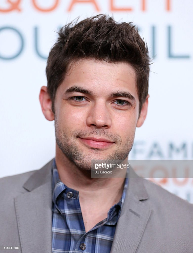 Jeremy Jordan attends the Family Equality Council's Impact Awards at the Beverly Hilton Hotel on March 12, 2016 in Beverly Hills, California.