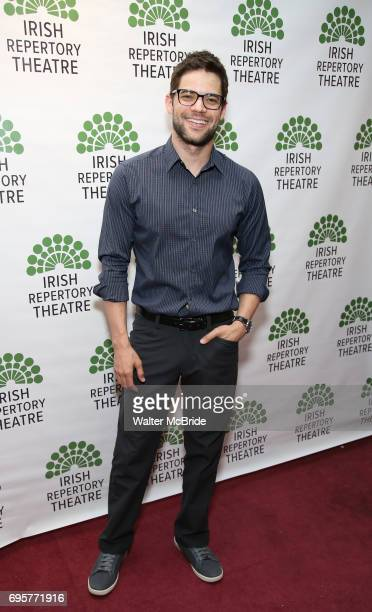 Jeremy Jordan attends the 'Sondheim at Seven' 2017 Gala Benefit Production at Town Hall on June 13 2017 in New York City