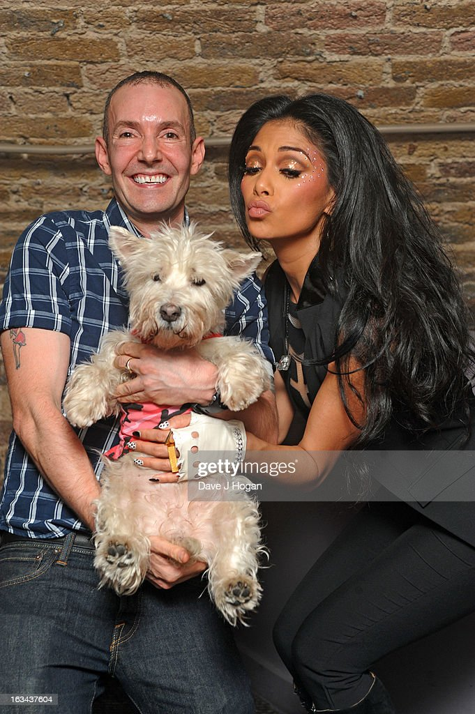 Jeremy Joseph and <a gi-track='captionPersonalityLinkClicked' href=/galleries/search?phrase=Nicole+Scherzinger&family=editorial&specificpeople=678971 ng-click='$event.stopPropagation()'>Nicole Scherzinger</a> at London's G-A-Y nightclub on March 9, 2013 in London, England.