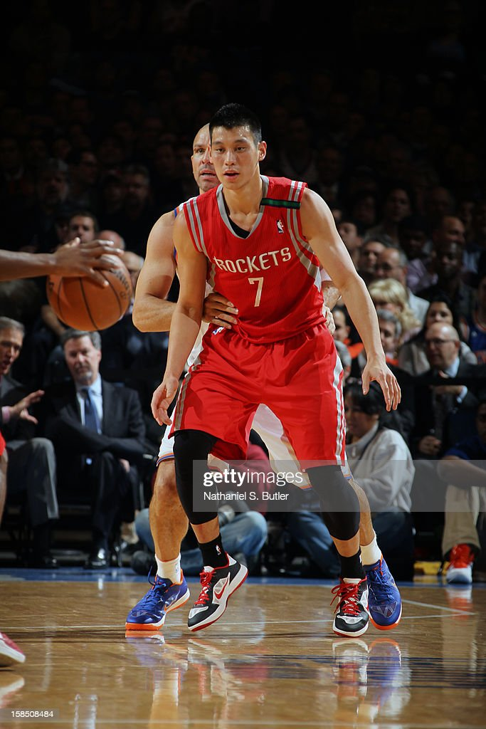 <a gi-track='captionPersonalityLinkClicked' href=/galleries/search?phrase=Jeremy+Lin&family=editorial&specificpeople=6669516 ng-click='$event.stopPropagation()'>Jeremy Lin</a> #7 of the Houston Rockets plays tight defense against the New York Knicks on December 17, 2012 at Madison Square Garden in New York City.