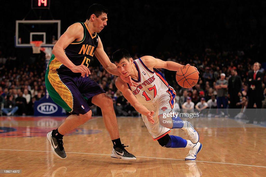 New Orleans Hornets v New York Knicks