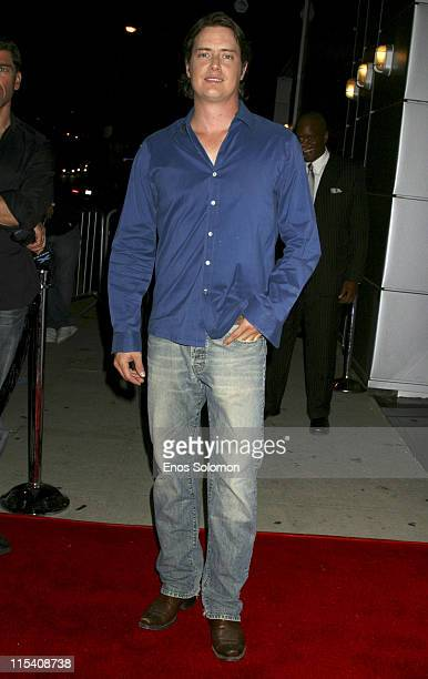 Jeremy London during Harlottique 2005 Hosted by Kimberly Caldwell at Platinum Live in Studio City California United States